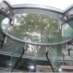 Glass roof-design
