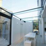 Glass-roof-lantern